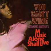 Various - You Can't Wine / Music Alone Shall Live (Doctor Bird) 2xCD